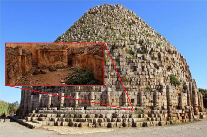 Тайна алжирских пирамид