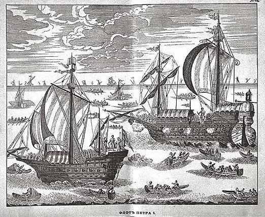 В русле Северной Двины начались поиски кораблей эпохи Петра Первого