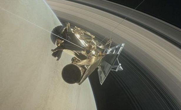 Как появились кольца у Сатурна?