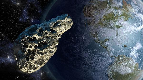Астероид Апофис может упасть наЗемлю