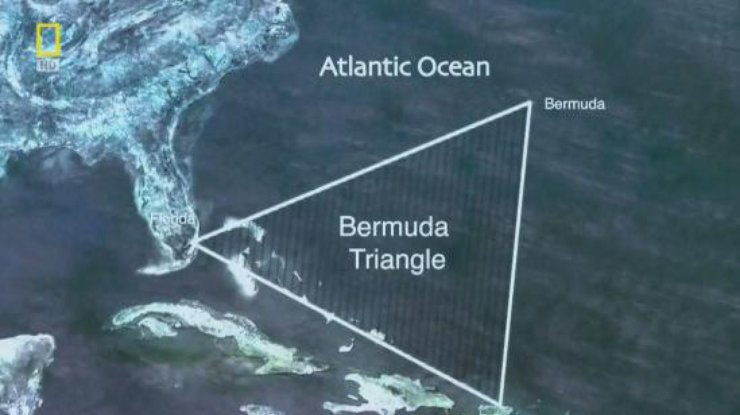 Ученые пытаются разгадать тайну Бермудского треугольника