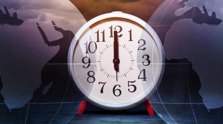 Почему время движется только вперед?