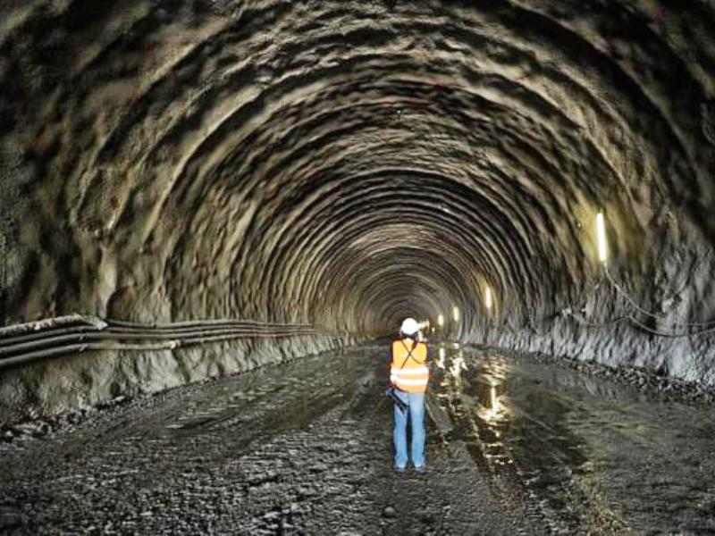 Геовизер увидит подземные аномалии и клады