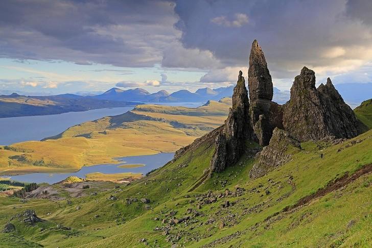 Шотландский стал причиной доисторического глобального потепления