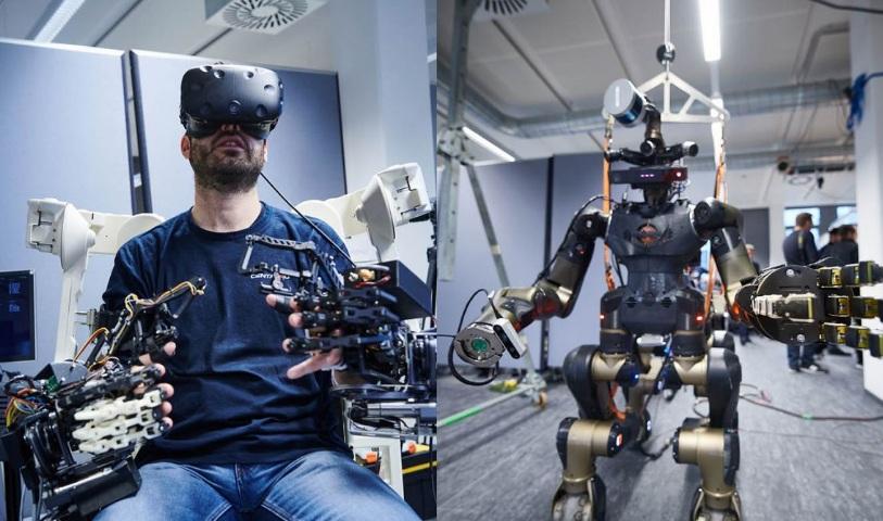 В Германии создали робота-кентавра