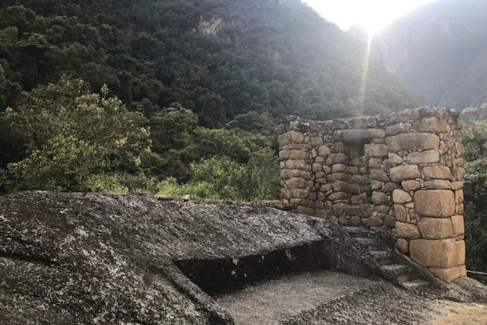 В Мачу-Пикчу обнаружили ритуальный комплекс