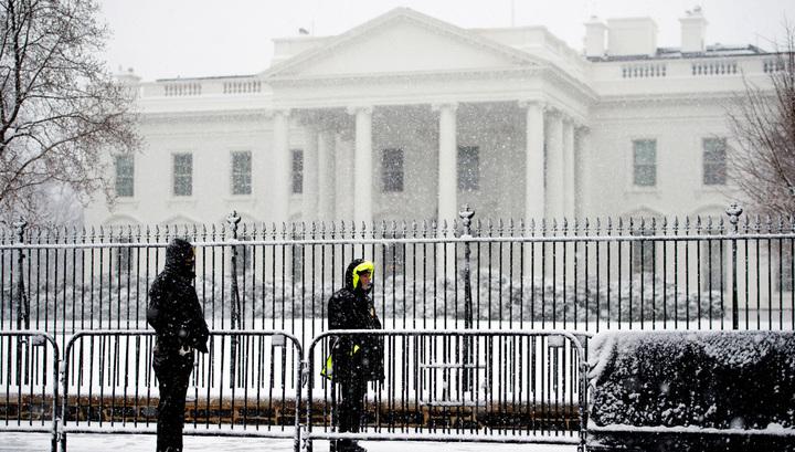В США от аномальных морозов гибнут люди