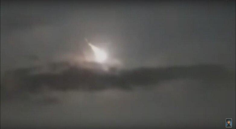 В Венесуэле упал метеорит