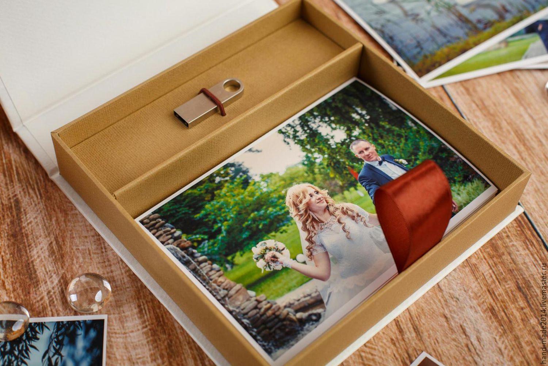 коробки для хранения фото
