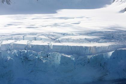 В Антарктиде зафиксировали странные «льдотрясения»