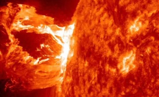 Магнитное поле Солнца в 10 раз сильнее чем считалось