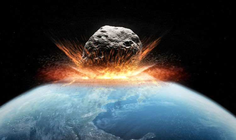 Глава НАСА Джим Бриденстайн предупреждает... Asteroid-collision-threat-nasa
