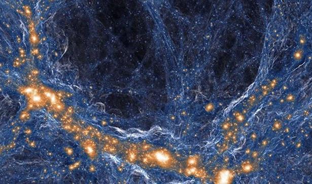 Астрономы нашли «галактическую пустыню»