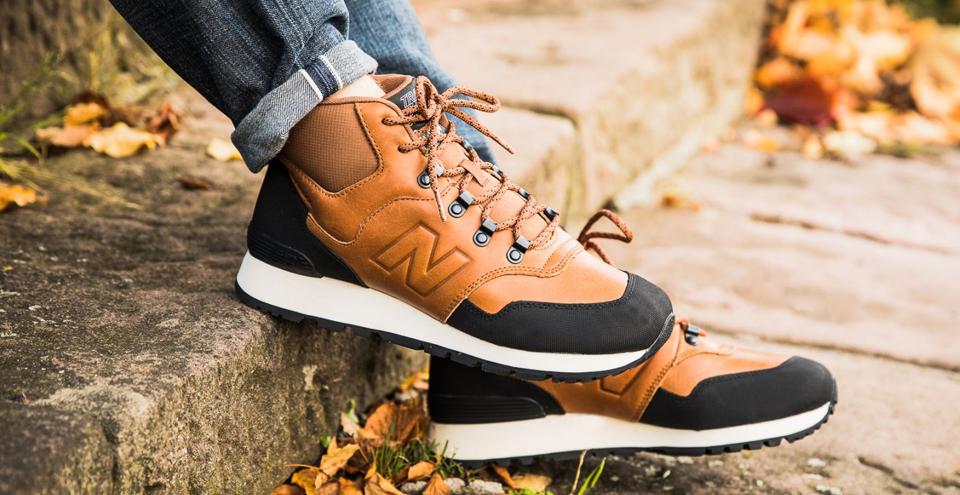 Купить мужские зимние кроссовки на меху | Интернет магазин фирменной обуви