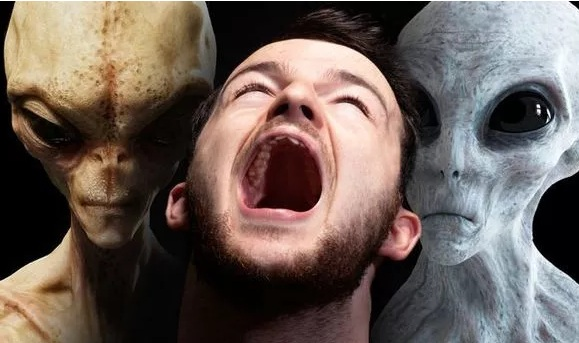Инопланетяне создают на Земле гибридную расу? 1