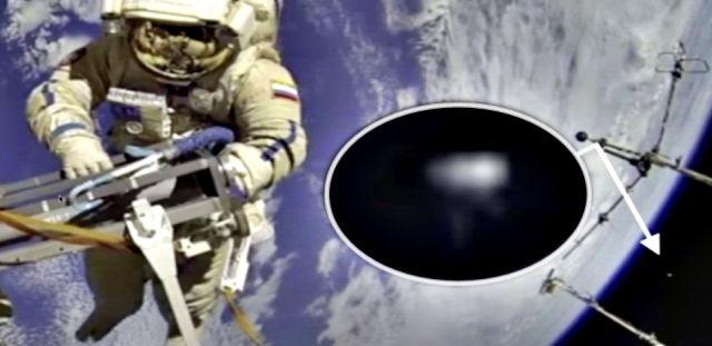 Фотографии российского космонавта с мкс