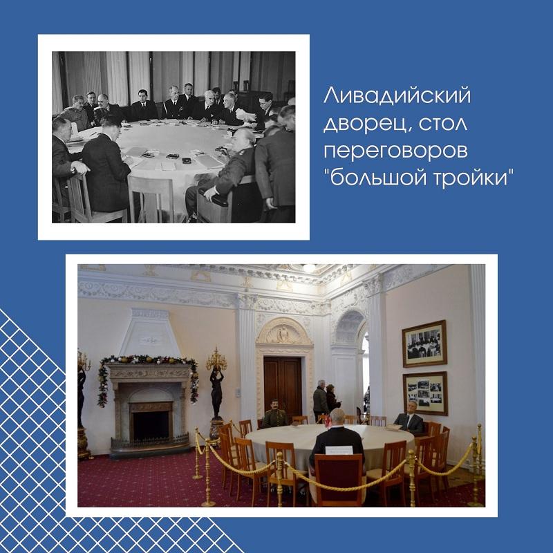 3 интересных факта о Ялтинской конференции
