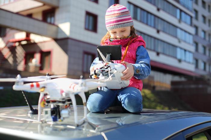технологичные игрушки