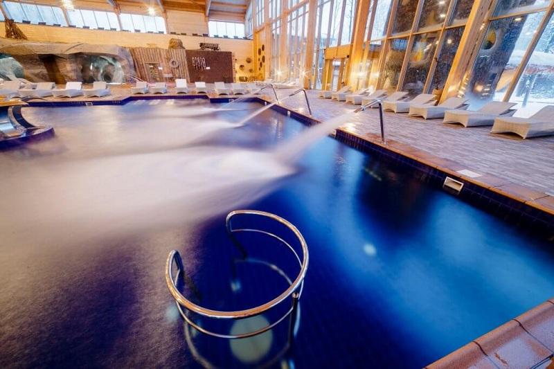 Большой бассейн 420 метров