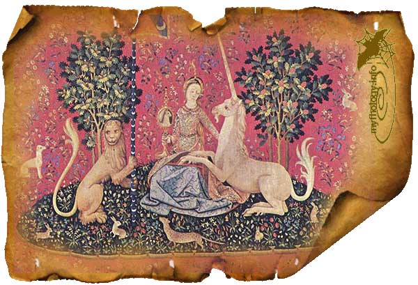 Единорог – истоки легенды