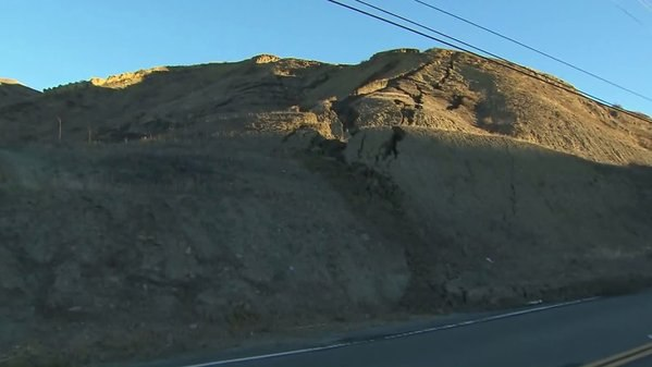 В районе разлома Сан Андреас произошло смещение почвы (Пресса молчит) Vwf4eHzA6pw