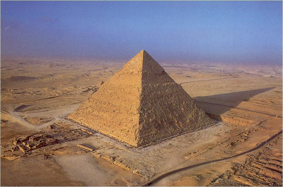 كل ما تحتاج معرفته عن الأهرامات 4