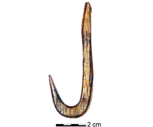 древние рыболовные снасти