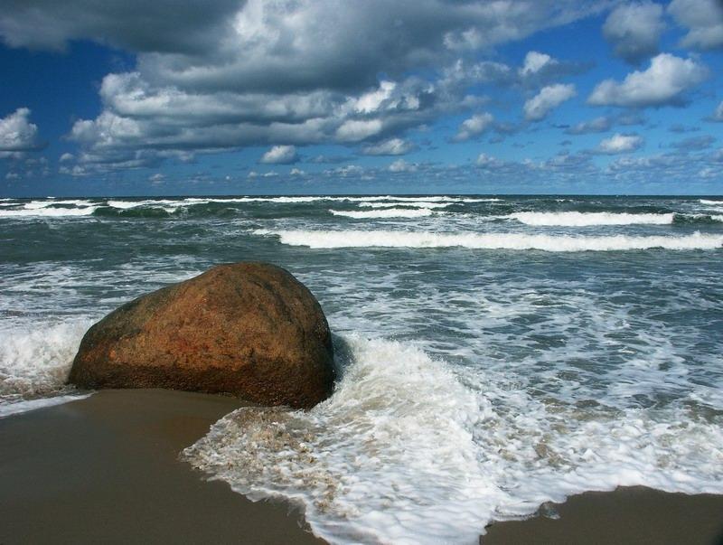 балтийское море фото