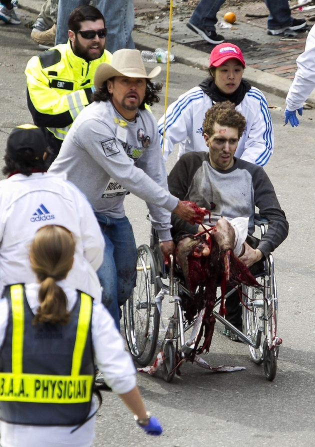 boston bombings See evidence that was released in the trial of boston marathon bomber dzhokhar tsarnaev.