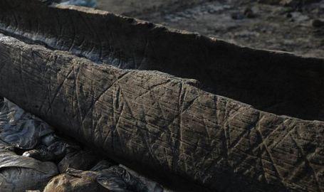 Артефакты и исторические памятники - Страница 8 1370329837_lodka-bronzovogo-veka