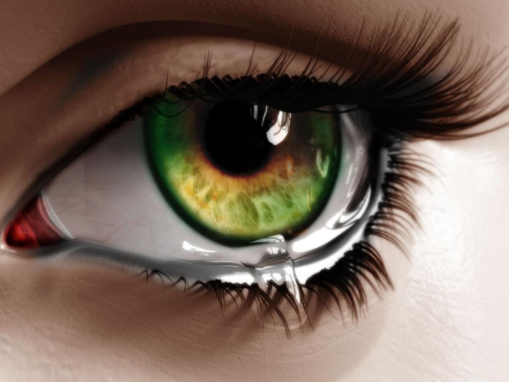 Роль выполняют слезы в жизни человека