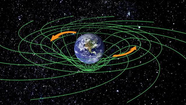 зона где гравитация земли не работает
