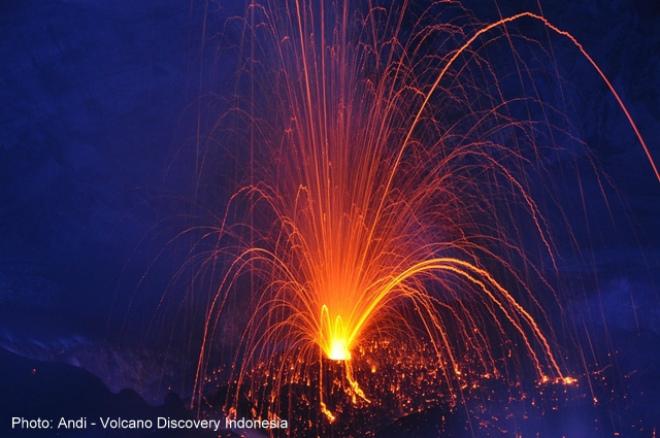 В Индонезии проснулся вулкан Раунг CVAVR AVR CodeVision cvavr.ru