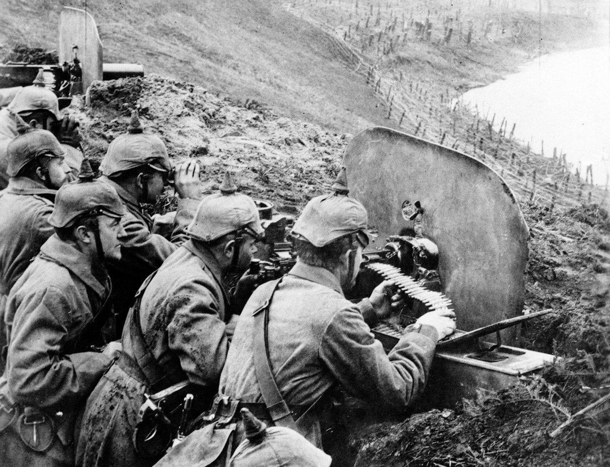 world war one germany