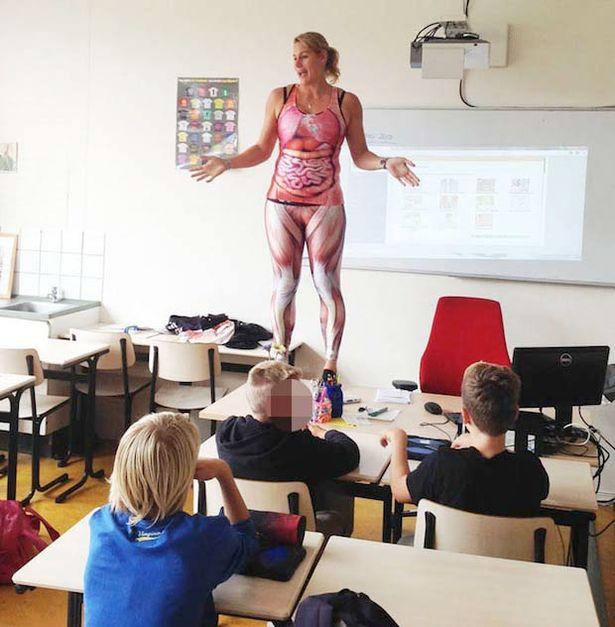Стриптиз учительниц