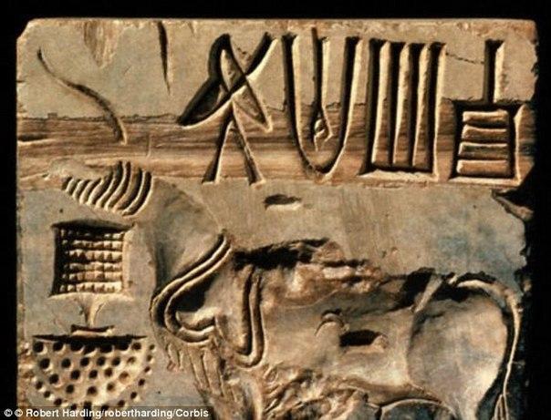 Ученые пытаются расшифровать письменность древней цивилизации