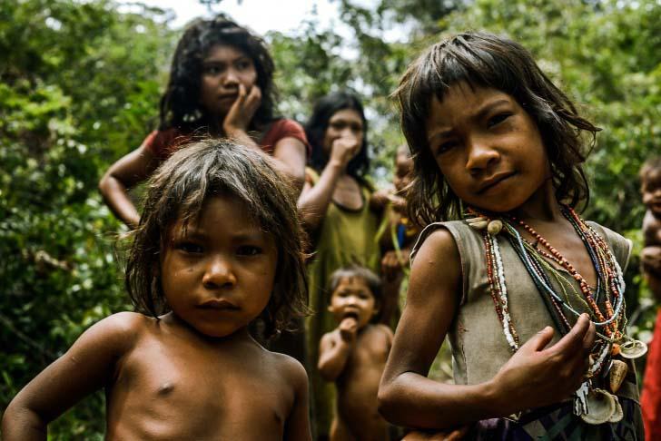 Удивительные люди племени Пираха
