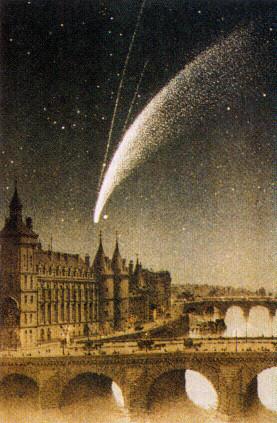Комета Донати 1858 года