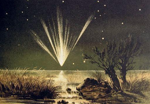 Комета 1861 года