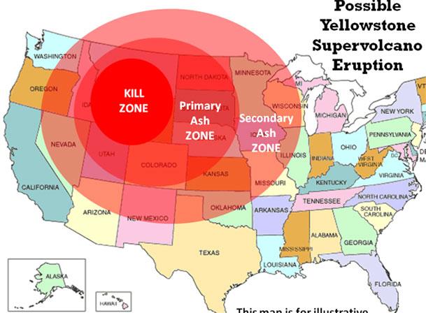 Мощные землетрясения в парке Йеллоустон напугали ученых - 16 ...