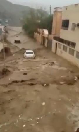 Мощные ливни вызвали наводнение в Саудовской Аравии CVAVR AVR CodeVision cvavr.ru