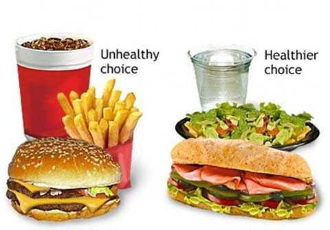 mcdonalds causes obesity