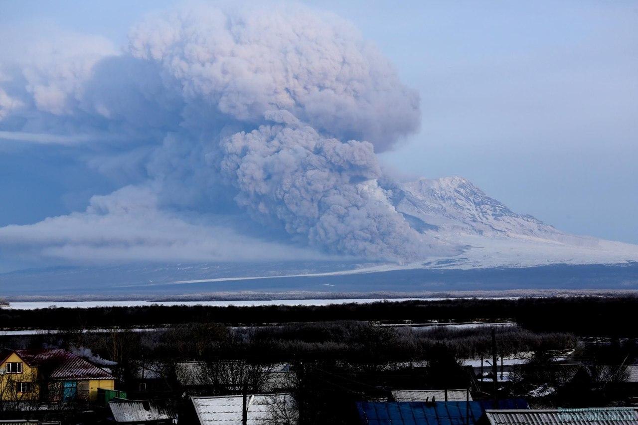 Насколько опасны действующие вулканы
