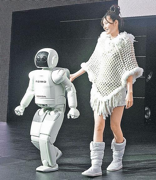 Человекоподобные роботы действительно появились, но самостоятельными они пока не стали.