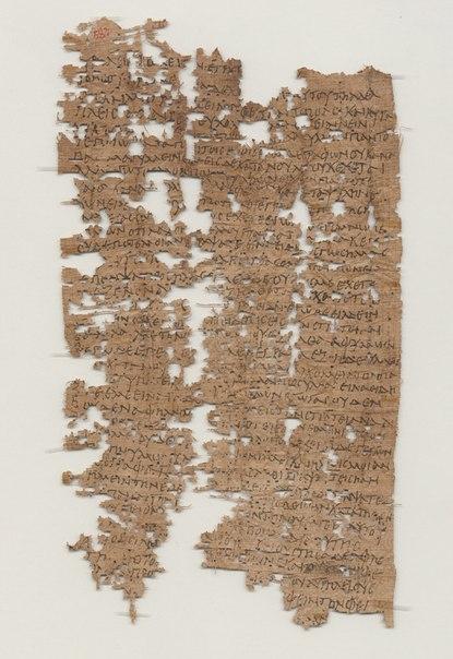 ПИСЬМО СОЛДАТА-ЕГИПТЯНИНА ВРЕМЁН РИМСКОЙ ИМПЕРИИ НАКОНЕЦ РАСШИФРОВАЛИ
