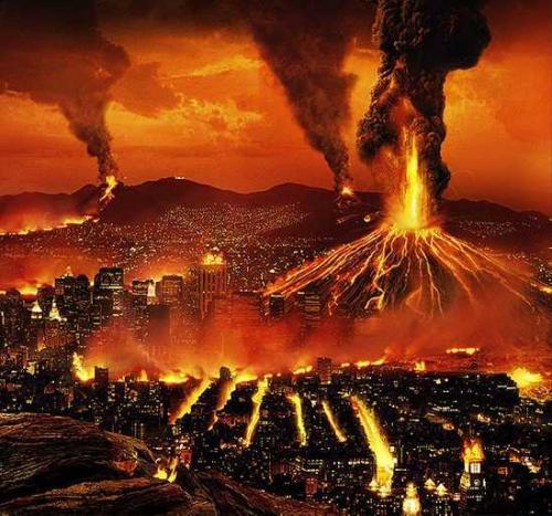 В США опасаются извержения вулкана Йеллоустоун - 23 Марта 2014 ...