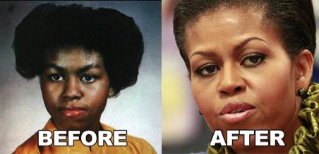 Обама и его жена трансексуал