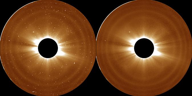 Спутники stereo определили, что солнечная атмосфера простирается намного дальше, чем считалось ранее CVAVR AVR CodeVision cvavr.ru