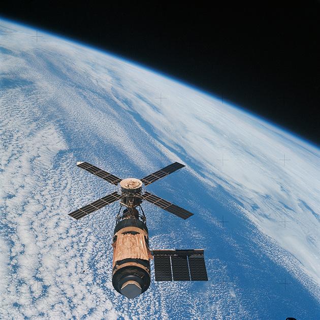 Взлет и падение «Скайлэб» — единственной американской орбитальной станции CVAVR AVR CodeVision cvavr.ru