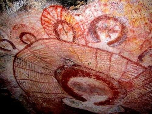 картины древних людей: